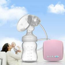 Electric breast pump electronic breastpumps baby infant bottle feeding with USB