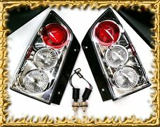 NISSAN PATHFINDER 2003+ CRYSTAL CLEAR TAIL LIGHTS