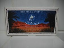 Crabtree & Evelyn 3 X NOMAD Moisturising Soap 5.3 Oz Each NEW BOXED