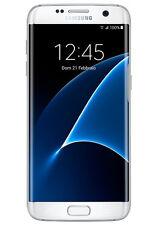 Samsung Galaxy S7 EDGE 5.5 32GB ITALIA NUOVO OCTA CORE BIANCO Smartphone Android