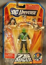 DC Universe DC comics 75 years of Super Power Guy Gardner w/button  new in pack