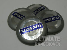 ALLOY WHEEL CENTRE CAP BADGES 65mm VOLVO XC90 XC70 C70 S40 V50 S60 V60 V70 S80