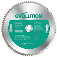 "Evolution 14"" Aluminum Cutting Blade"