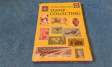 A LADYBIRD BOOK ABOUT STAMP COLLECTING, 18p, 1970's, TALLY NO 370.
