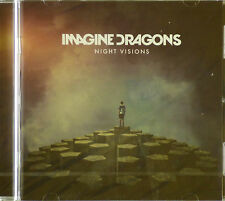CD - Imagine Dragons - Night Visions - #A3061 - Neu -