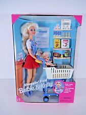NIB BARBIE DOLL  1995 SHOPPIN FUN & KELLY  SALE!! MORE BARBIES OUR STORE