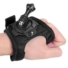 1 2 3 3+ 4 Hand Back GoPro Rotate Arm Wrist Strap Mount for Glove 360° Palm Hero