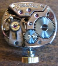 Vintage lady  Omega movement and  dial for cal 483