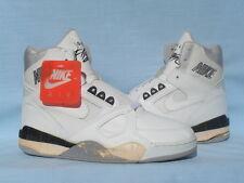 Vintage 1989 Nike Air Solo Flight High Force Command Pressure Jordan Size 8