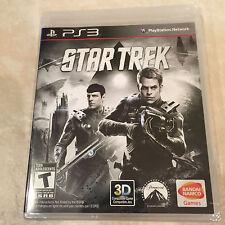 Star Trek (Sony PlayStation 3, 2013) PS3 NEW