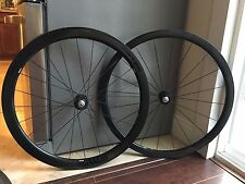 ENVE 3.4 SES Chris King Tubular Wheelset Shimano SRAM Compatible w/ 2 NEW Tyres