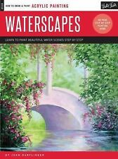 How to Draw and Paint: Oil and Acrylic: Waterscapes : Learn to Paint...