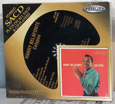 Audio Fidelity SACD AFZ 138: HARRY BELAFONTE - Calypso - 2013 USA SEALED