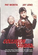 COLLISION COURSE (1989 Pat Morita, Jay Leno) - Region Free DVD - Sealed