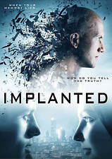 Implanted Implanted - DVD with Case Cover - (2016 Release)