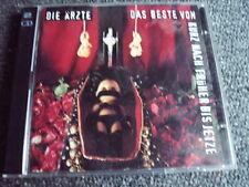 Die Ärzte-Das beste von kurz nach früher bis jetze CD-2 CDs-Germany