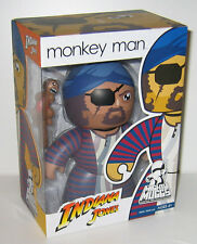 Mighty Muggs Indiana Jones Monkey Man MIB