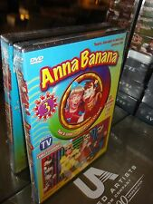 Anna Banana - Vol. 3 (DVD) Family Channel! 10 Episodes! 130 Minutes! BRAND NEW!