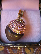 CHARM BRELOQUE JUICY COUTURE Fraise Chocolat Strawberry
