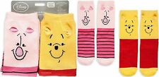 Winnie The Pooh And Piglet Socks Set for Women - 2 Pack ~Disney Store USA~ New!