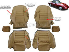 Alfa Romeo 1969-1994 Spider 1750 2000 Leather Seat Covers Replacement Upholstery