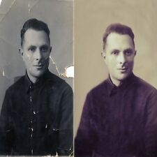 Photo restoration and retouch Service