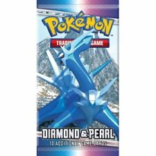 Diamond and Pearl Base Set Booster Pack - Pokemon Factory Sealed!!!
