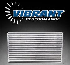 VIBRANT PERFORMANCE Intercooler Core - 18X12X6. Huge 6 inch thickness