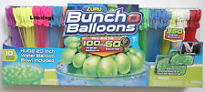 ZURU Bunch O Balloons + FREE Bucket - Self Tying 350 Water Balloon Summer Party