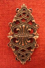 Cloak Clasp Cape Clasps Medieval Celtic Viking Copper King Knight Mantle Robe