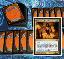 mtg BLUE BLACK DIMIR MILL DECK Magic the Gathering rare cards mirko vosk lazav