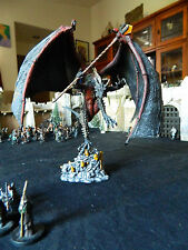Dungeons & Dragons, Huge Black/Red Dragon Hybrid. NIB Huge D&D scale. McFarlane