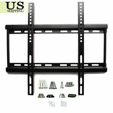 LCD LED PLASMA FLAT TV WALL MOUNT Bracket 27 32 37 40 42 46 47 50 55 INCH Screen