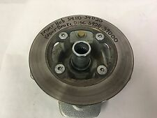 Suzuki 2002 LT-F300 King Quad Hub Front 54110-39D20 & Brake Disc 59211-39D00