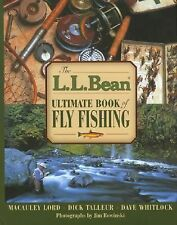 The L.L. Bean Ultimate Book of Fly Fishing-ExLibrary