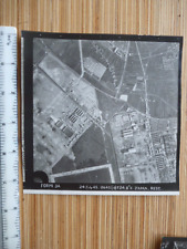 KURE ? Japan WW2 Aerial Photograph 24th July 1945 Japanese c