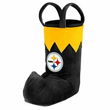 Pittsburgh Steelers Standing Stocking Christmas Holiday Gift NEW Team Logo