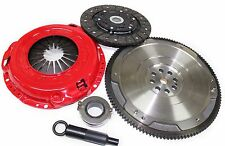 ULTIMATE STAGE 2 CLUTCH KIT+IRON FLYWHEEL HONDA PRELUDE/ACCORD 2.2L 2.3L H22 H23