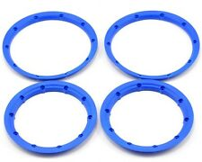 Losi Beadlock Set, Inner & Outer Blue (2): 5IVE-T, LOSB7029