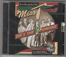 Miss T & The Mad Tubes - she's that gorgeus CD