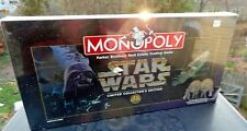 Vintage Star Wars Monopoly 1996 Sealed