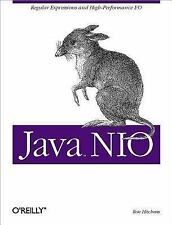 Java NIO by Ron Hitchens (2002, Paperback)
