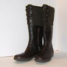 "Uggs ELSA 14"" Tall Waterproof Boots Brown 1005578 LADIES 8 US 39 EU 6.5 UK"