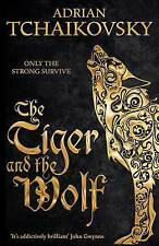 The Tiger and the Wolf by Adrian Tchaikovsky (Paperback, 2016)