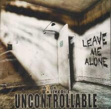 Nick Oliveri's Uncontrollable(CD Album)Leave Me Alone-Schnitzel-SRCD125-New