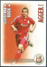 SHOOT OUT 2006-2007-LIVERPOOL & DENMARK-DANIEL AGGER