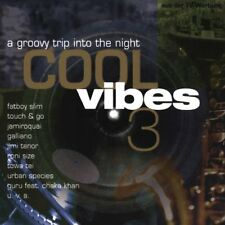 COOL VIBES 3 = 4Hero/Britt/Tei/Tenor/Size/Cam/Shazz/Fatboy...=2CD= groovesDELUXE