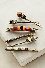 New Sold Out in Stores $32 Astre Bobby Set from Anthropologie, Set of 6