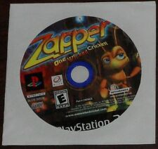 PS2. Zapper One Wicked Cricket (NTSC USA/CAN) Sony Playstation 2