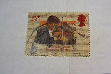 GB 1986 BRITISH COUNCIL PROMOTING THE ARTS STAMP
